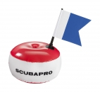 Signal Buoy with Diver Flag